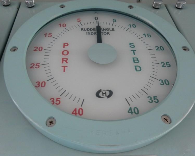 vdo船用舵角表接线图